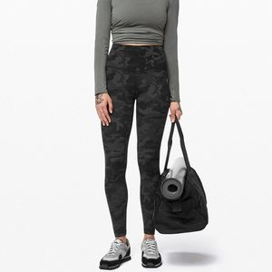 """Align Pant *Full Length 28"""" Incognito Camo Grey"""